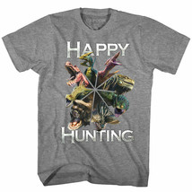 Monster Hunter Happy Hunting Men's T Shirt Dragons Creatures Gamer Capco... - $19.50+