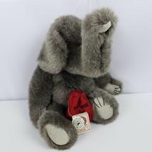 Hannibel Trunkster Jointed Elephant Plush Stuffed Animal Boyds Bear Coll... - $39.59