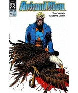 DC Comics Animal Man #'s 33 -38 six comic lot (1991) - $5.95
