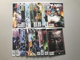 Lot of 20 X-Men (1991 1st Series) #187-206 - $44.55
