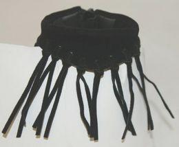 I Love Yo Kids AVA 92T Girls Fringe Boot Black Zip Up Size Seven image 6