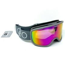 Giro Moxie Womens Ski Snowboard Goggles Gray White Green Yellow Pink 2 L... - $44.52