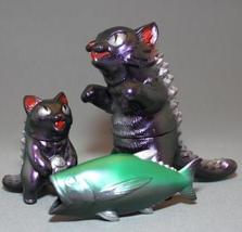 MaxToy Color-Shifting Metallic Purple/Green Negora, Micro Negora, and Fish image 2