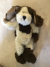 """Boyds Bears Collier Dog With Tag 15"""" Tall - $9.49"""