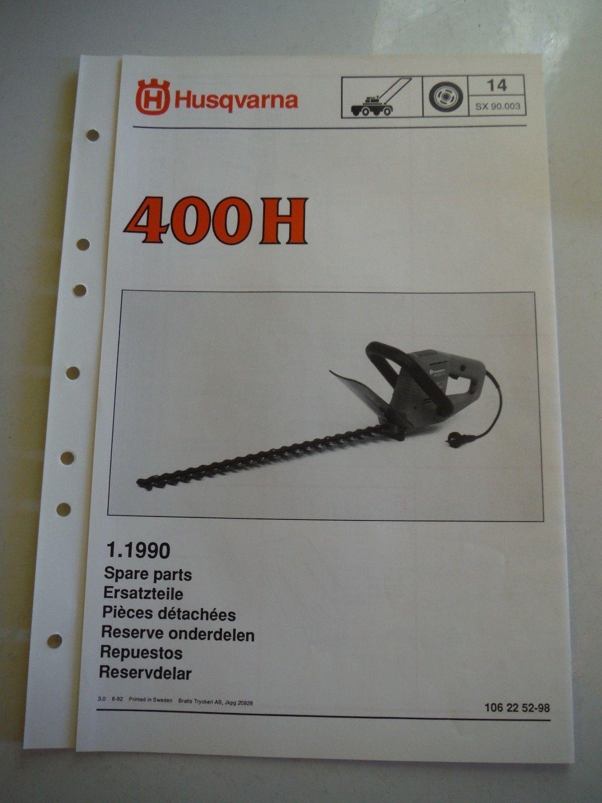 husqvarna string trimmer 1990s 5 listings rh bonanza com Husqvarna Toy Trimmer Husqvarna Trimmer 128LD Manual