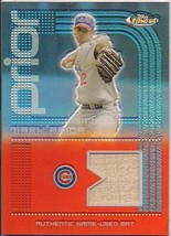2004 Topps Finest Relics #FR-MP Mark Prior Chicago Cubs Baseball Card - $4.00