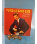 THE BOBBY GOLDSBORO ALBUM.UNITED ARTISTS VTG LP. - $18.69