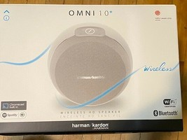 Harman Kardon Omni 10 Plus Wireless HD Speaker Brand New