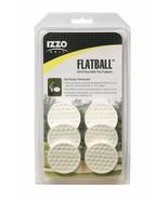 Izzo Golf Flatball Swing Golf Training Aid - Promotes Proper Swing Plane - $7.99