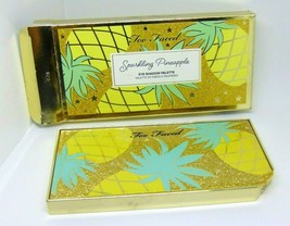 TOO FACED SPARKLING PINEAPPLE Eye Shadow Palette NIB - $22.72