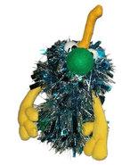 C8 * Deluxe Custom Sparkly Light Blue Monster w/ Horn Sock Puppet * Cust... - $10.00