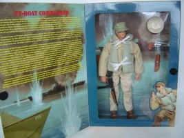 Hasbro Japan G.I. Joe CLASSIC COLLECTION PT-BOAT COMMANDER Figure Doll 1... - $109.99