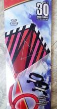 "X-Kites StuntDiamond 30"" Red Dual Control Kite - New! - $11.79"