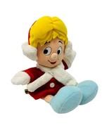 """BUILD A BEAR Plush 10"""" Frosty The Snowman KAREN Blonde Girl Beanie Retir... - $15.50"""
