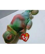 1997 Ty w/tags Rainbow Chameleon Lizard Beanie ... - $9.99