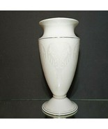 """1 LENOX OPAL INNOCENCE Wedding Collection Stunning 9"""" Vase-Signed New Wi... - $46.54"""