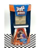 Jenga Pass Challenge Updated Classic Family Fun Block Stacking Board Gam... - $21.76