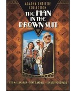 DVD The Man in the Brown Suit: Stephanie Zimbalist Tony Randall Rue McCl... - $44.99