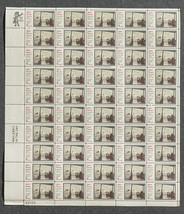 John Sloan, American Artist, 1871-1951,  Sheet of 8 cent stamps, 50 stamps - $7.50