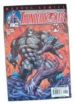 Thunderbolts Justice like lighting, Dad .# 53 ,August 2001 ,Marvel comics   - $7.00