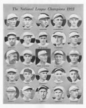1923 NEW YORK GIANTS NY 8X10 TEAM PHOTO BASEBALL PICTURE MLB NL CHAMPS - $3.95