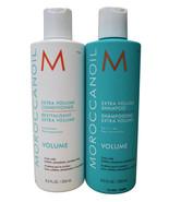 Moroccanoil Extra Volume Shampoo & Conditioner Set Fine Hair 8.5 OZ - $66.28