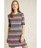 NWT ANTHROPOLOGIE HELENA SWEATER DRESS by ALDOMARTINS XSP - $99.74