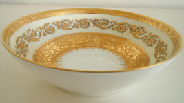 Ceralene Imperiale Limoges Fruit Dessert Bowl - $131.64