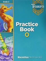 Treasures Practice Book O: Grade 2 [Paperback] [Jan 01, 2007] MacMillan