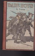 Dare Boys in Trenton by Stephen Angus Cox HC 1910 Book - $10.74