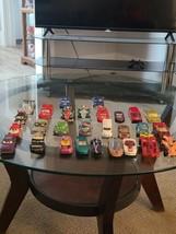 Miscellaneous Toy Car Lot Hot wheels/Mattell/Disney - $18.99
