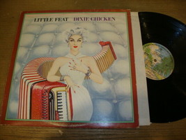 Little Feat - Dixie Chicken  - LP Record   VG+ VG - $6.73