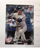 Aaron Judge RC - New York Yankees - 2017 Bowman #32 - FREE SHIPPING  - $22.99