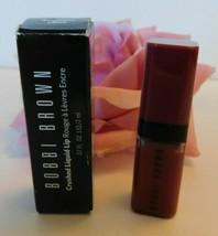 Bobbi Brown Crushed Liquid Lip SMOOTHIE MOVE .07 oz Brand New  - $17.00
