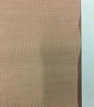 Pink Plainweave Upholstery Drapery Fabric 3 yards - $57.00
