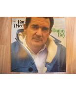 Ray Price Danny Boy Mono Vinyl LP Colombia - $4.95