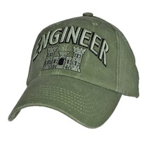 US ARMY ENGINEER - U.S. Army Engineer ODG Military Baseball Cap Hat - $23.95