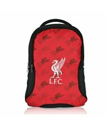 LIVERPOOL F.C. LIGHT SPORT BACKPACK BY MACCABI ART NEW TEAM COLORS - $69.29