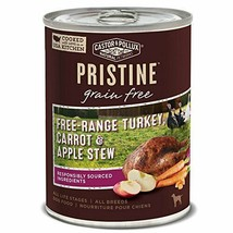 Castor and Pollux Pristine Grain-Free Free-Range Turkey, Carrot & Apple ... - $56.00