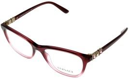 Versace Eyeglasses Frame VE3213b 5151 Oval Red Fashion Women - $147.51