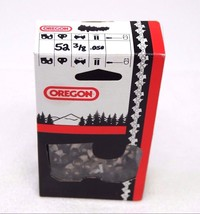 "Oregon 3/8"" .050"" 52 Link Chainsaw Chain (6ubd9u) - $9.74"