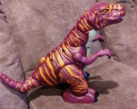Mattel 2006  Imaginext Raider Allosaurus Dinosaur K6687 Walks Moves Roar... - $12.59