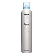 Rusk Designer Collection Thickr Thickening Hairspray, 10.6 oz