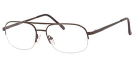 Jubilee 5917 Eyeglasses in Brown 56 mm - $43.95