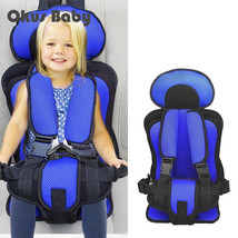 Portable In Car Child Safety Seats Infant Safe Children's Chairs Soft Co... - $32.10