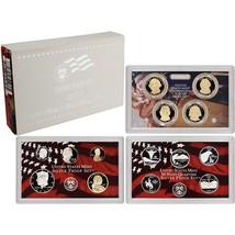 2007 SAN FRANCISCO MINT ** ORIGINAL ** 14 COINS U.S. PROOF SET - $69.95