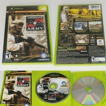 America's Army: Rise of a Soldier (Microsoft Xbox, 2005) Tested Works Cib - $9.90