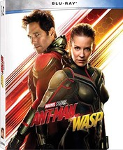Ant-Man and the Wasp (Blu-ray, 2018) - $13.95