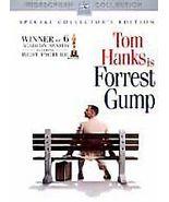 Forrest Gump (DVD)  2-Disc Set  Collectors Edition  - $5.98