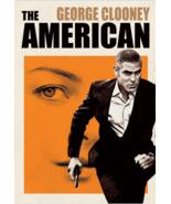 The American (DVD, 2010) - $7.00